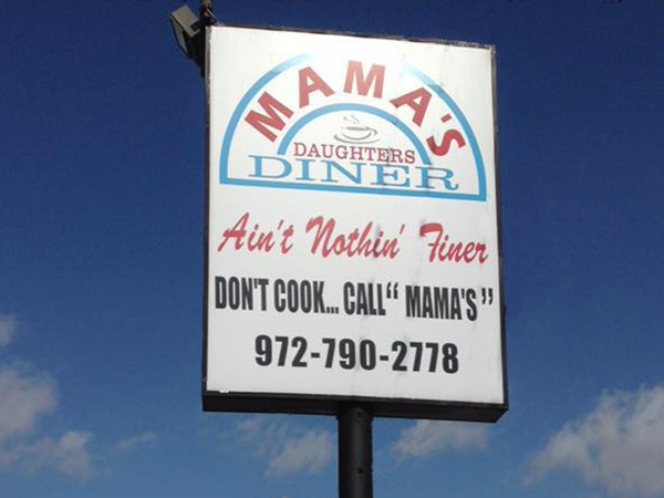 Mama's Daughters' Diner in Irving