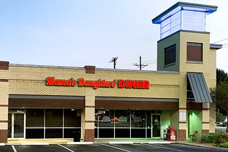 Mama's Daughters' Diner in Lewisville